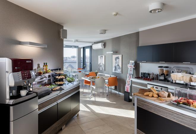 Hotel Beethoven - Gdansk - Buffet