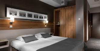 Hotel Beethoven - גדנסק - חדר שינה
