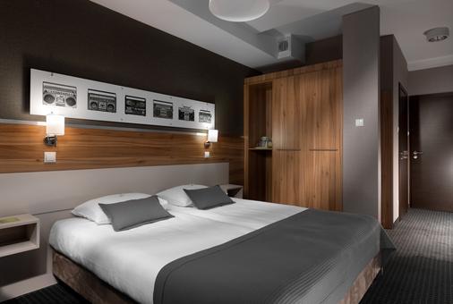 Hotel Beethoven - Γκντανσκ - Κρεβατοκάμαρα