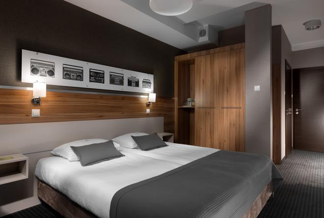 Hotel Beethoven - Gdansk - Habitación
