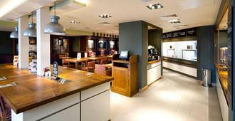 Premier Inn Edi City Centre - Edinburgh - Restaurant