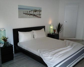 Hotel El Quemaito - Santa Cruz de Barahona - Bedroom