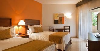 Canto Del Sol Plaza - פוארטו ויארטה - חדר שינה