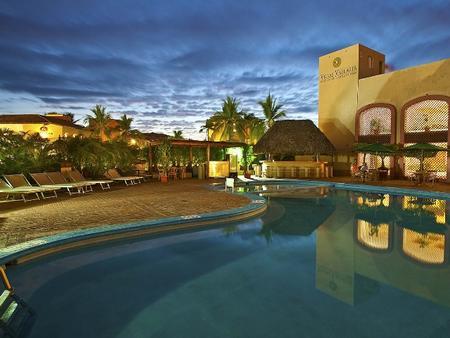 瓦勒他維勒斯太陽之歌酒店 - 巴亞爾塔港酒店 - 巴亞爾塔港 - 游泳池