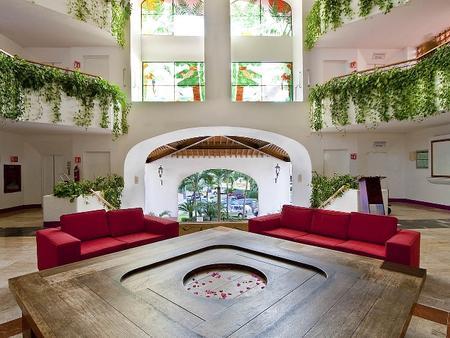 瓦勒他維勒斯太陽之歌酒店 - 巴亞爾塔港酒店 - 巴亞爾塔港 - 大廳