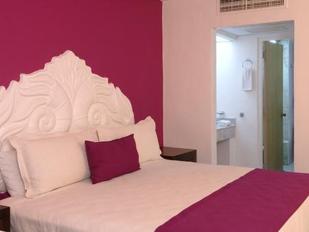 瓦勒他維勒斯太陽之歌酒店 - 巴亞爾塔港酒店 - 巴亞爾塔港 - 臥室