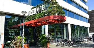 Volkshotel - Amsterdão - Edifício