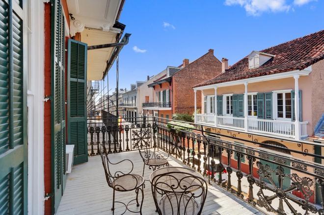 Sonder - Maison De Ville - New Orleans - Parveke