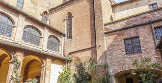 IL Chiostro Del Carmine - Siena - Patio