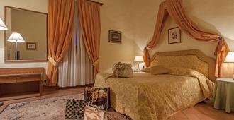Hotel Relais II Chiostro DI Pienza - Pienza - Soverom