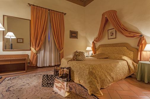 Hotel Relais II Chiostro DI Pienza - Pienza - Makuuhuone