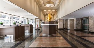 Hotel Espresso Montreal Downtown - Montréal - Lối vào khách sạn