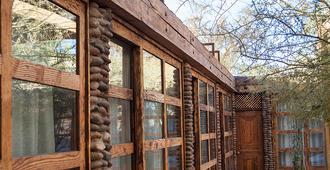 Terrantai Lodge Hotel - San Pedro de Atacama - Gebouw