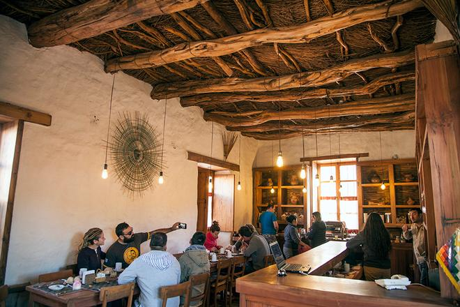 Terrantai Lodge - San Pedro de Atacama - Oleskelutila