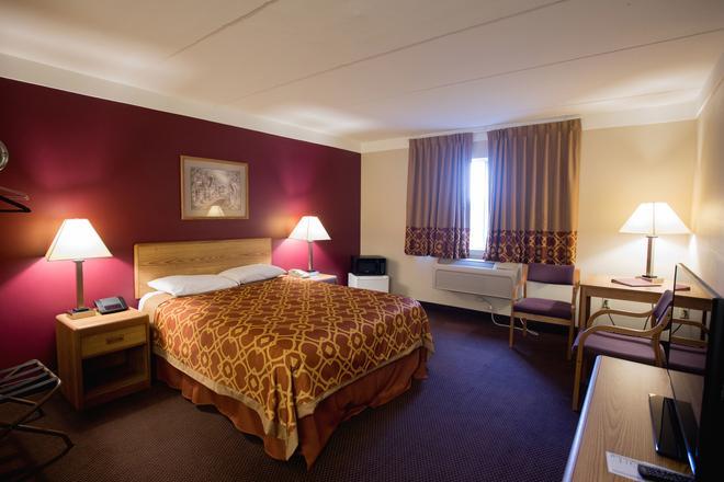 Apple Tree Inn - Indianola - Schlafzimmer