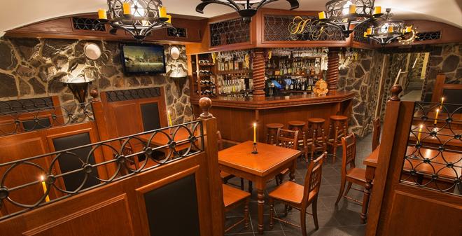Hotel General - Πράγα - Bar