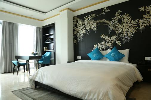 Hong Hac Boutique Hotel - Ho Chi Minh Stadt - Schlafzimmer
