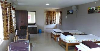 Kinara Stay - Kumta - Bedroom