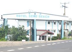 Hotel Seme Beach - Limbe - Building