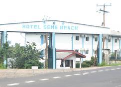 Hotel Seme Beach - Limbe - Bâtiment