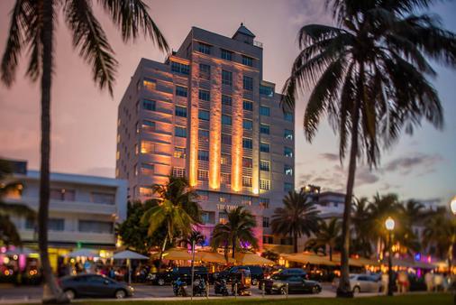 The Tides South Beach - Bãi biển Miami - Toà nhà