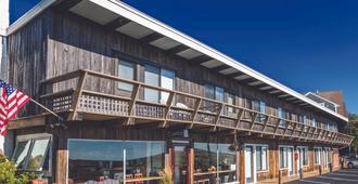 Awol Hotel - Provincetown - Rakennus