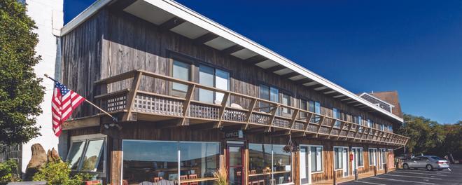 阿沃爾飯店 - 普羅溫斯敦 - 建築