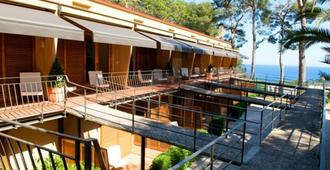 Hotel Santa Marta - Lloret de Mar - Edificio
