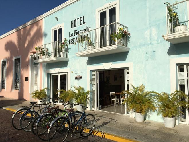 Hotel La Piazzetta - Mérida - Building