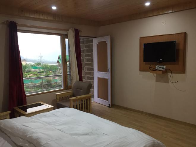 Pucknozz Manali - Haripur - Bedroom