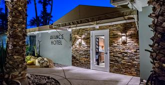 Avance Hotel - Adult Only - Palm Springs - Edificio