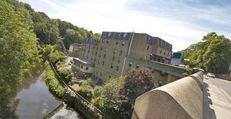 Britannia Hotel Edinburgh - Edimburgo - Vista externa