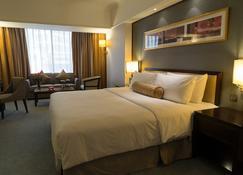 Golden Flower Hotel - Xi'an - Bedroom