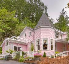 粉色別墅酒店 - 卡利斯托加