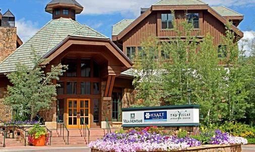 Hyatt Mountain Lodge - Avon - Edificio