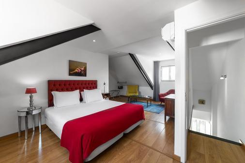 Casa Do Patio By Shiadu - Lisbon - Phòng ngủ