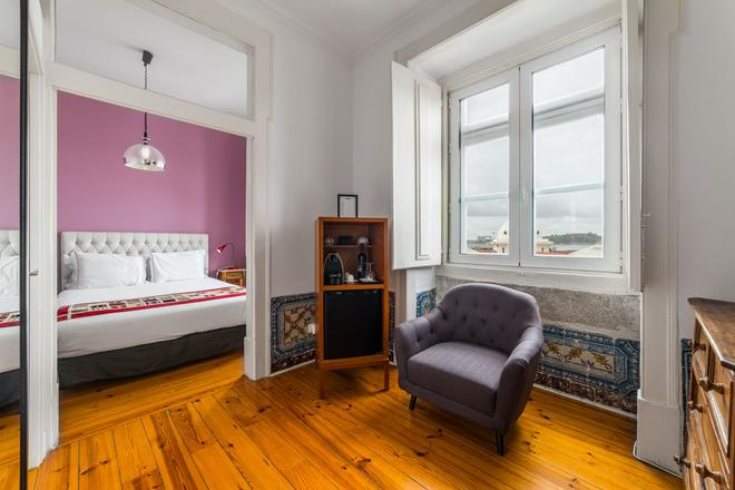 Ribeira Tejo by Shiadu - Lisbon - Bedroom