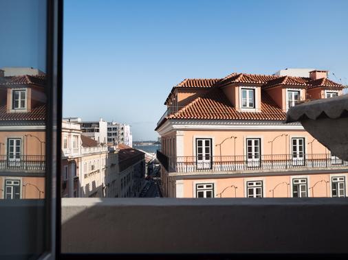 Casa do Bairro by Shiadu - Lissabon - Makuuhuone