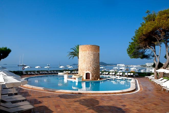 Hotel Torre Del Mar - Ibiza - Pool