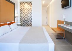 托雷瑪爾酒店 - 依比薩 - 伊維薩鎮 - 臥室