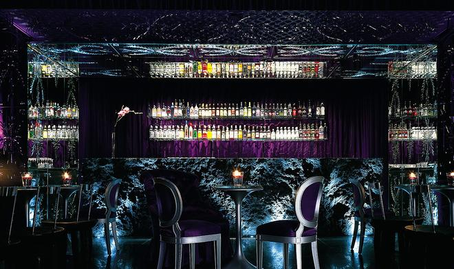 Sanderson - Londres - Bar