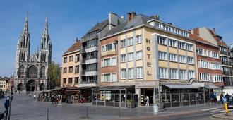 Hotel du Bassin - Ostende - Edificio