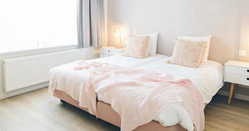 Hotel du Bassin - Ostend - Bedroom
