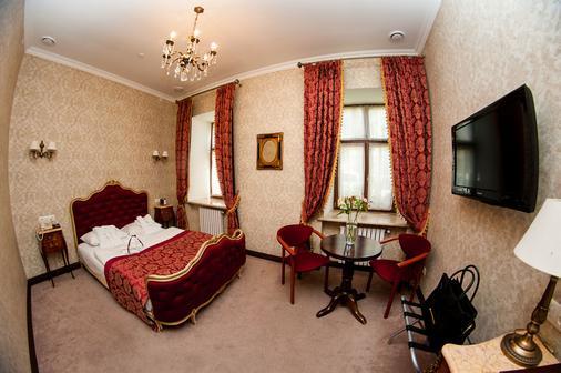 聖費德酒店 - 利沃夫 - 利沃夫 - 臥室