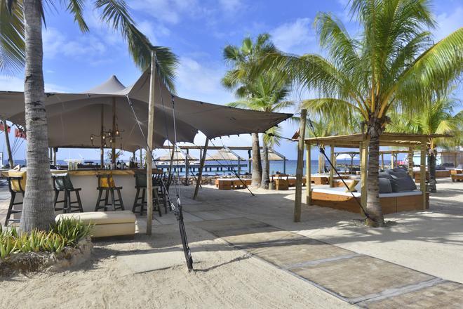 Kontiki Beach Resort Curaçao - Willemstad - Parveke