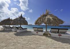 Kontiki Beach Resort Curaçao - Βίλλεμσταντ - Παραλία