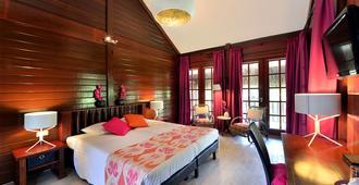Kontiki Beach Resort - ווילמסטאד - חדר שינה