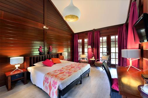 Kontiki Beach Resort Curaçao - Willemstad - Phòng ngủ