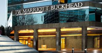 JW Marriott Atlanta Buckhead - Atlanta - Building