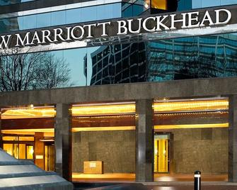 JW Marriott Atlanta Buckhead - Atlanta - Edificio